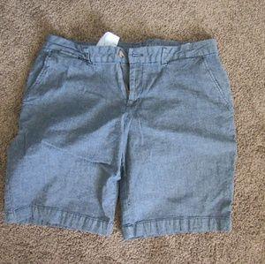 Faded Glory Chambray Shorts
